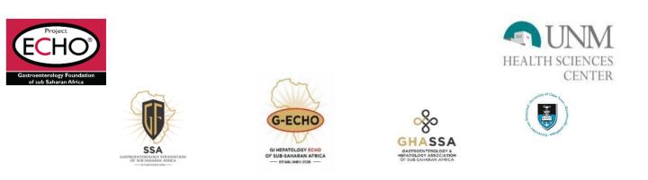 ECHO UNM and Sponsors